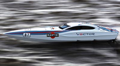 Vector Martini Racing TM