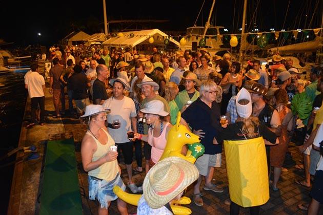 Australia Tahiti Rendezvous networking party