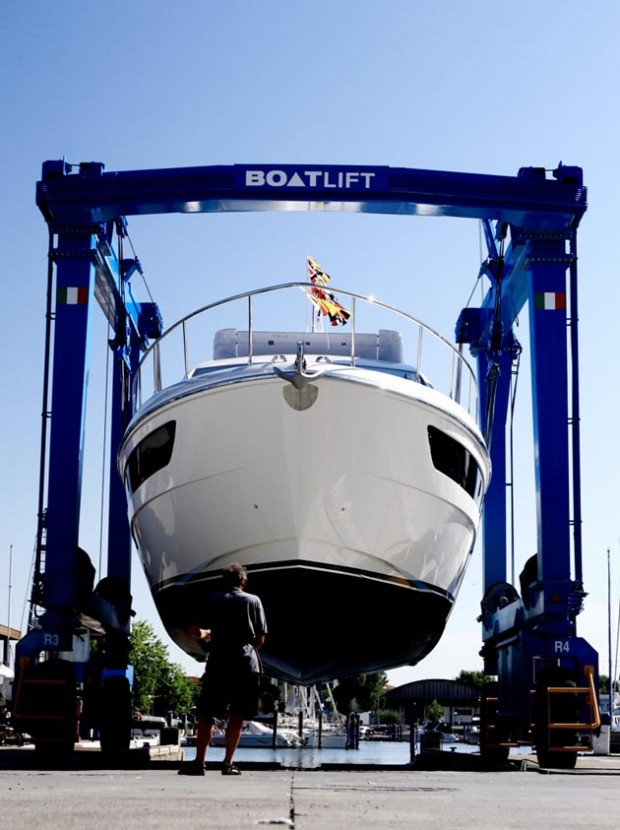 Worldwide debut at Cannes yacht show in September