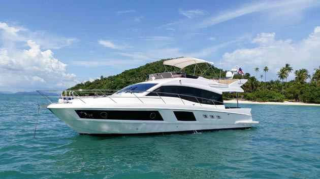 Majesty 48 making its regional launch in PIMEX