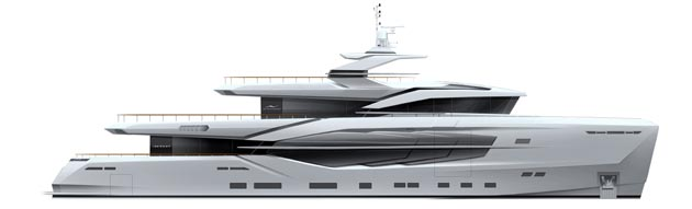 Model 40XP will be the first yacht the Explorer series