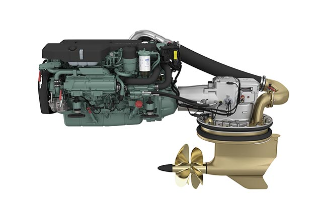 Volvo Penta launches new D8 engine - IBI News
