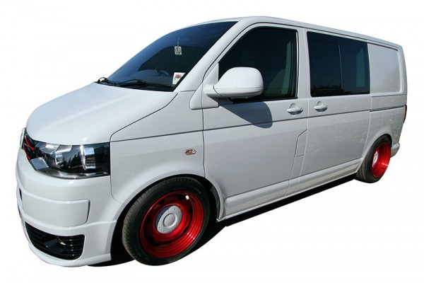Guide to wheels and tyres for your Volkswagen T5 transporter