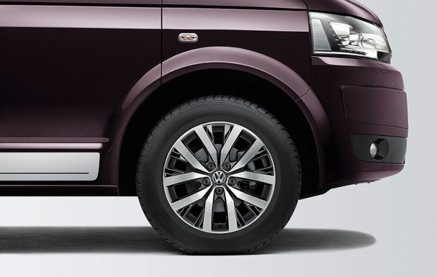 Understanding alloy wheels for your T4 and T5