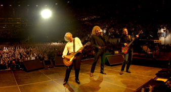 Led Zeppelin Plot Return To Madison Square Gardens Uncut