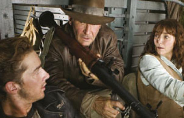 Indiana Jones And The Kingdom Of The Crystal Skull - Uncut