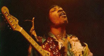 Jimi Hendrix's PR Reveals Truth About First Guitar Burning ...