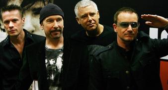 U2 versus Paul McCartney at next year's Golden Globes