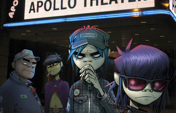 Gorillaz to release new track 'DoYaThing' this month - Uncut
