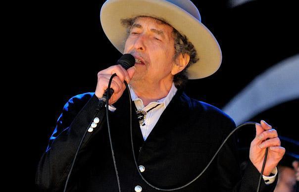 Hear Bob Dylan's new song,