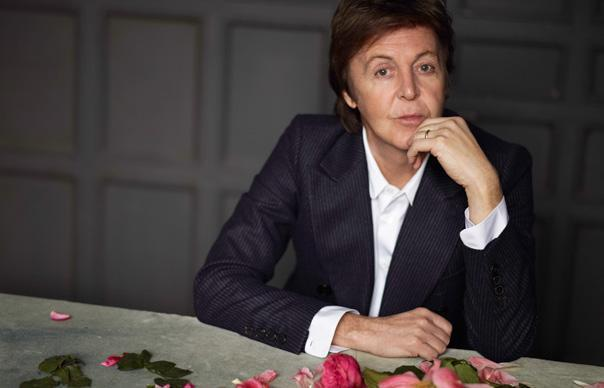 Paul McCartney to be given France's Legion Of Honour medal