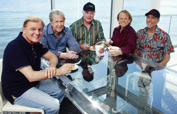 the beach boys live in concert uncut