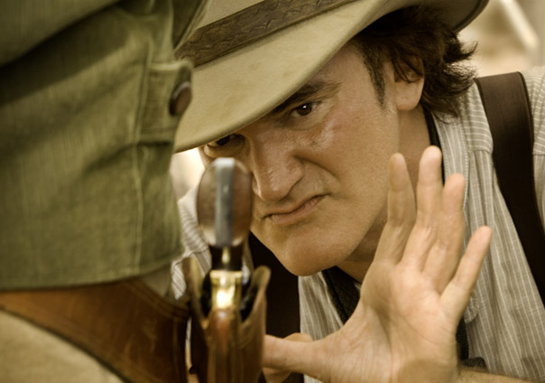 Quentin Tarantino chooses his 10 favourite records