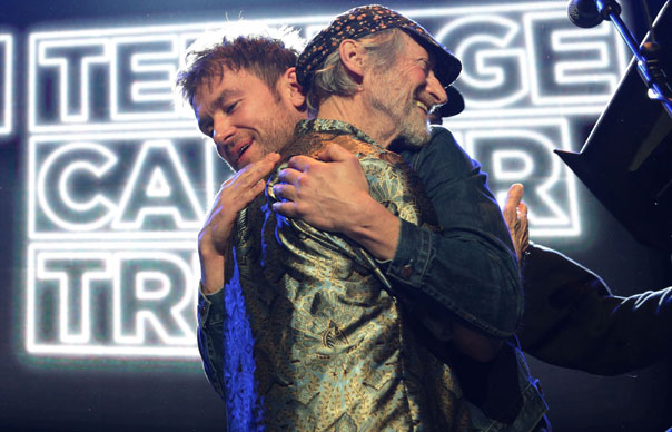 Damon Albarn & Michael Horovitz