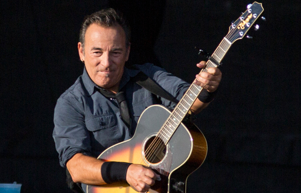 In Case We Need Reminding The Last Time Bruce Springsteen Played Hard Rock Calling At Hyde Park July A Curfew Was Broken PA Switched Off