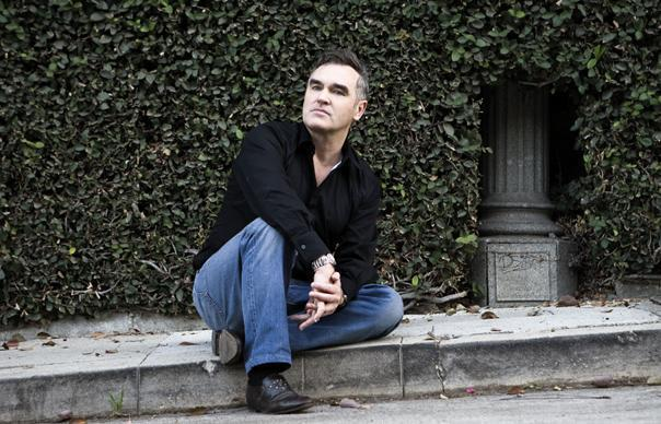 Morrissey And I Used To Have Wrestling Matches Reveals