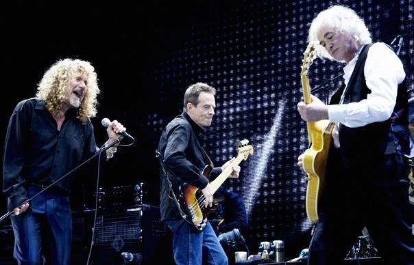 Unreleased Led Zeppelin music discovered - Uncut