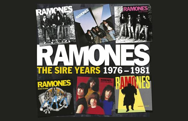 Ramones box set details revealed - Uncut