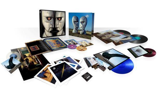 Pink Floyd – The Division Bell 20th Anniversary Edition