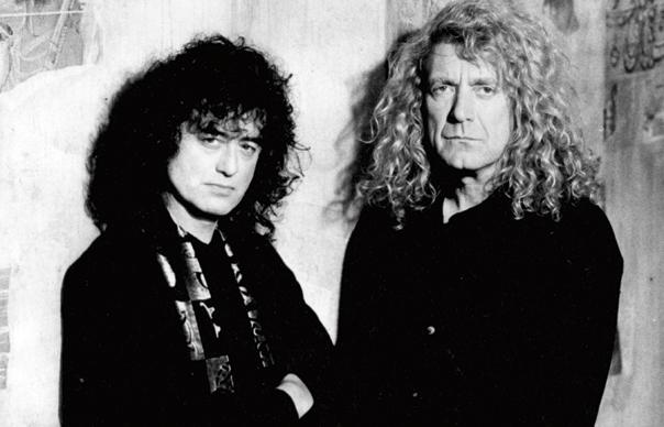 Led Zeppelin - Live USA