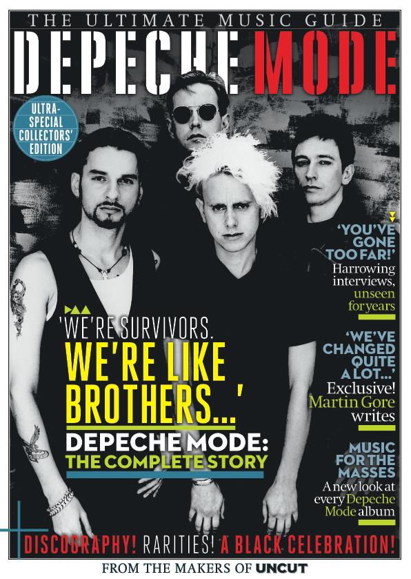 Depeche Mode Ultimate Music Guide