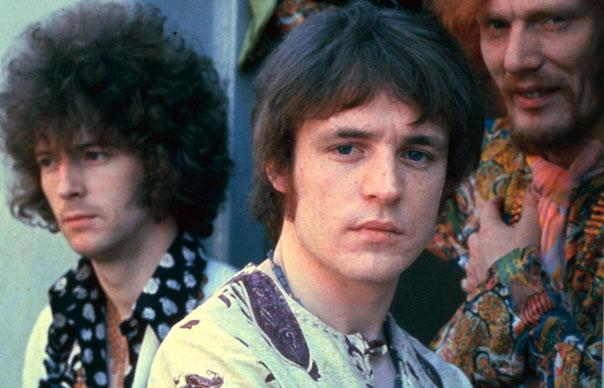 Photo of Ginger BAKER and CREAM and Eric CLAPTON and Jack BRUCE ...