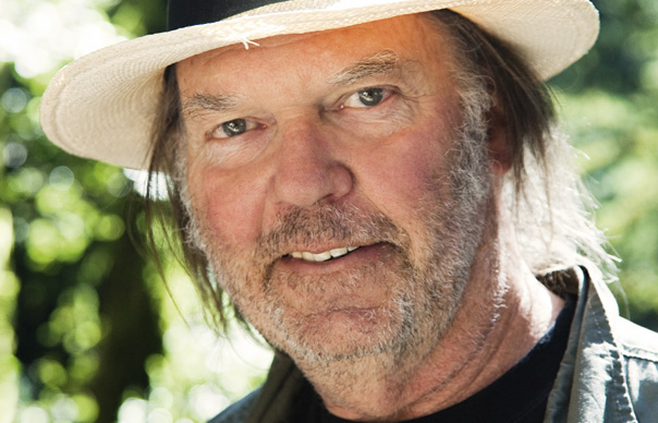 Neil Young debuts three new songs in Boston