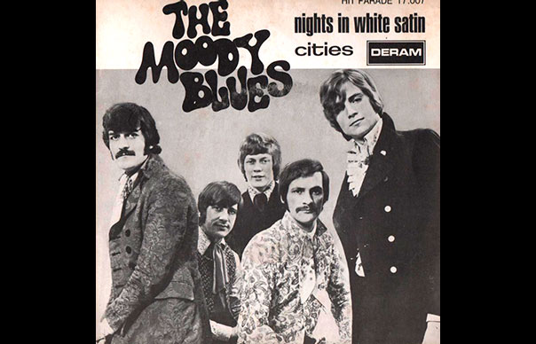 Moody Blues Go Now Moody Blues 1
