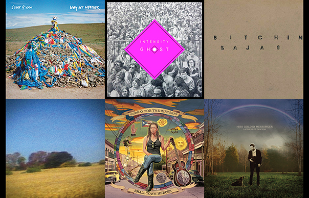 The 154 Best Albums Of 2014 (A very personal list…)