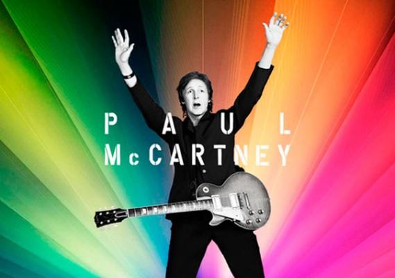 Paul McCartney Tour Dates & Concert Tickets