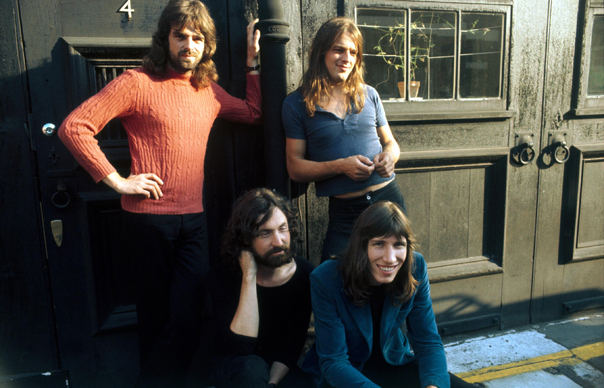Watch Pink Floyd rehearsal footage from 1969
