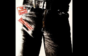 Rolling Stones Sticky Fingers sleeve