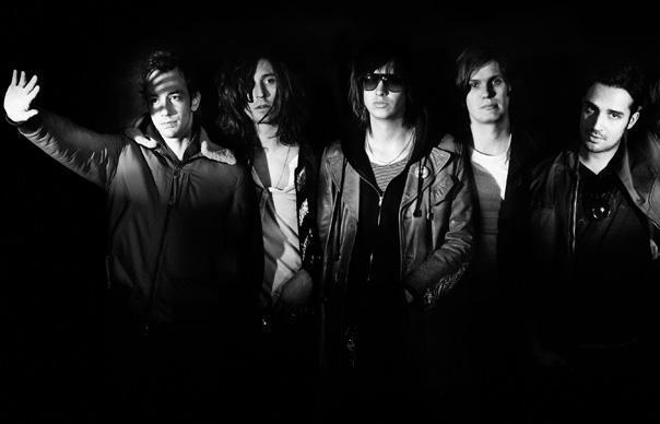 """Watch The Strokes perform new song """"The Adults Are Talking"""""""