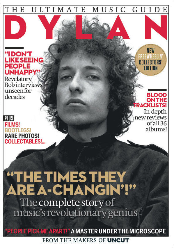 Uncut Ultimate Music Guide Bob Dylan