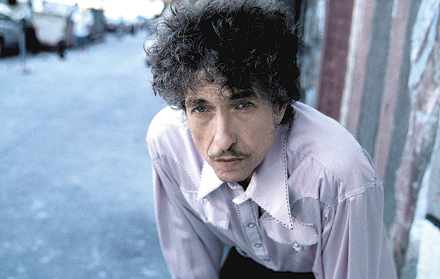 Bob Dylan releases new poem to be read out on the Isle of Wight