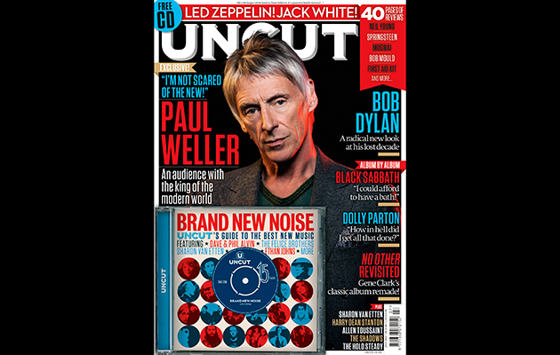 Uncut, July 2014 issue