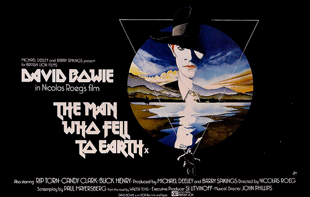 David Bowie – the inside story of The Man Who Fell To Earth