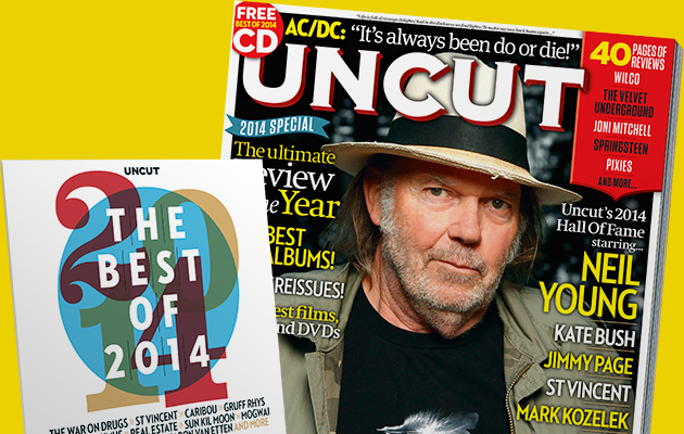 Uncut, January 2015 issue