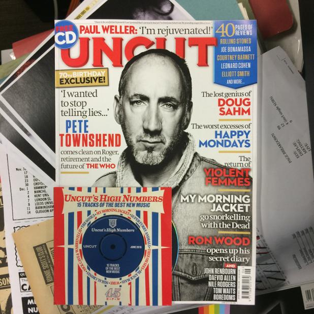 Uncut, June 2015 issue