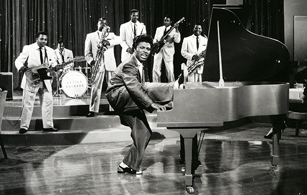 little richards influence on rock n roll history essay Rock ' n' roll in the 1950s: rockin' for civil rights  the influence of rock (n' roll on the culture and society of america is almost too vast  this helped open .