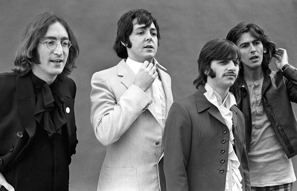 Score for Beatles hit 'Eleanor Rigby' up for auction