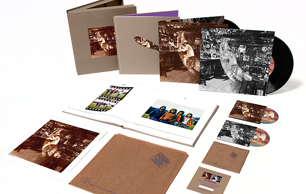 Led Zeppelin share previously unreleased track,