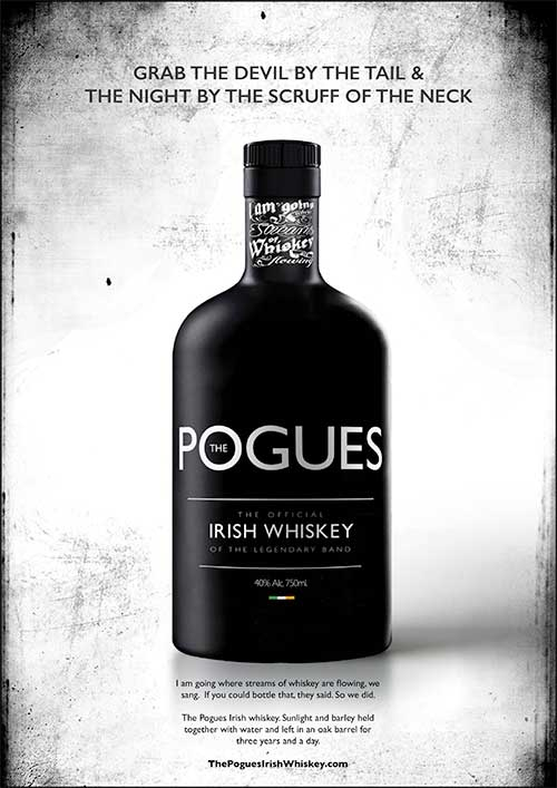 Pogues Whiskey