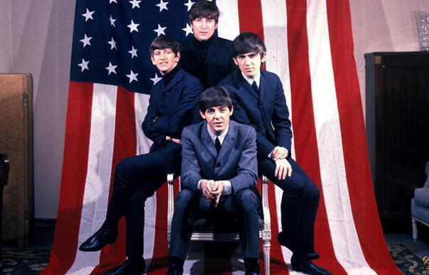 Police log books from The Beatles' first American visit go on display