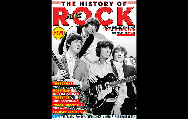 Introducing… The History Of Rock