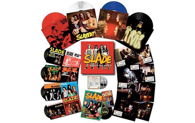 Slade singles