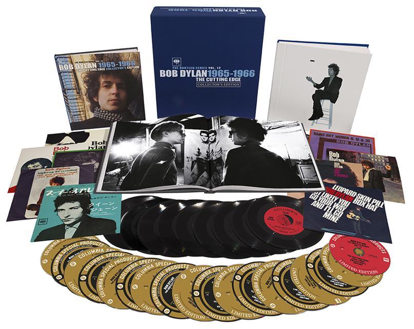 Dylan, The Cutting Edge 1965-1966: The Bootleg Series Vol 12