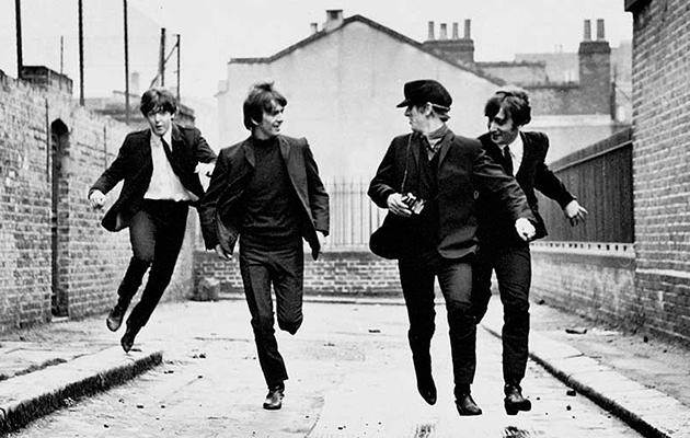 Image result for the beatles a hard day's night images