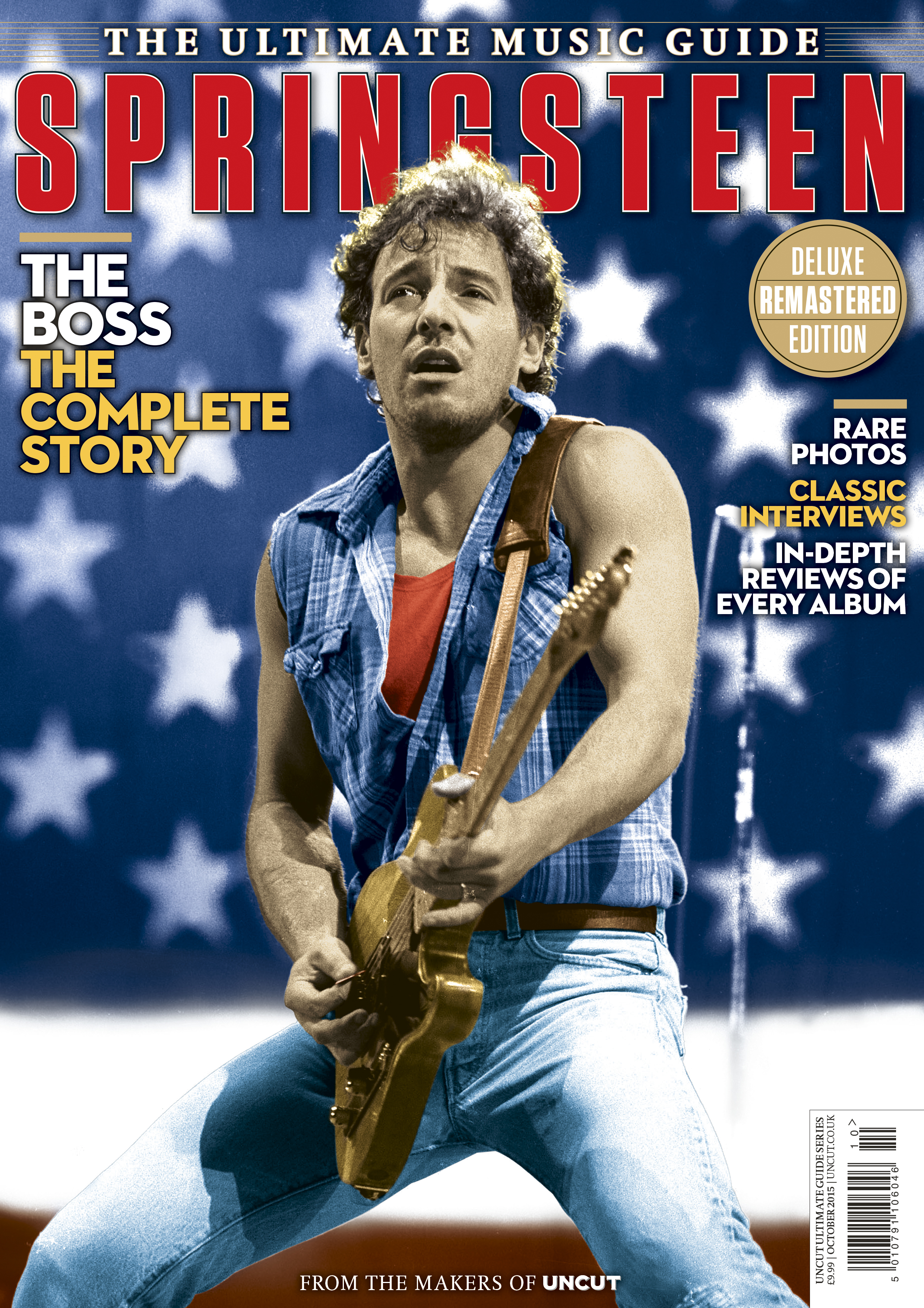 Deluxe Ultimate Music Guide Bruce Springsteen Uncut