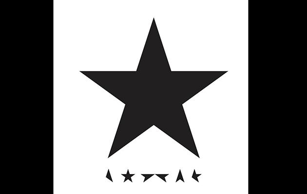 Blackstar CD artwork